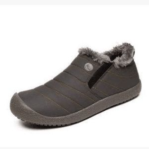 Other - Waterproof snow shoes/faux fur lining rubber sole